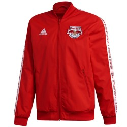 Chaqueta presentacion pre-match New York Red Bulls 2019 - Adidas
