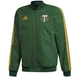 Portland Timbers pre-match presentation jacket 2019 - Adidas