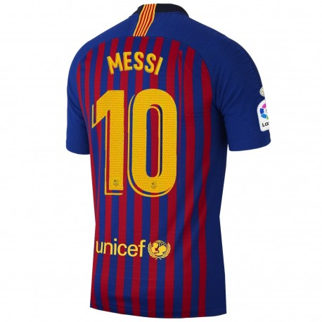 FC Barcelona Messi 10 player issue shirt 2018/19 - Nike