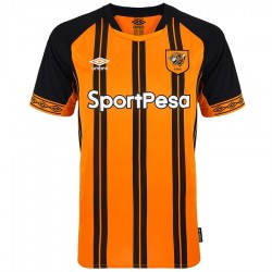 Hull City Home Football shirt 2018/19 - Umbro