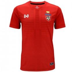 Camiseta de futbol selección Myanmar primera 2018/19 - Warrix
