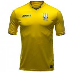 Camiseta de futbol seleccion Ucrania primera 2018/19 - Joma