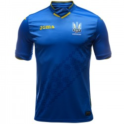 Ukraine national team Away football shirt 2018/19 - Joma
