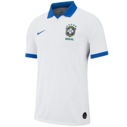 Brazil white football shirt Copa America 2019 - Nike
