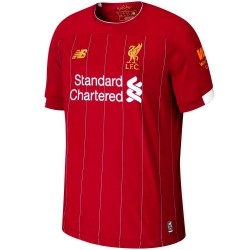Camiseta de fútbol Liverpool FC primera 2019/20 - New Balance