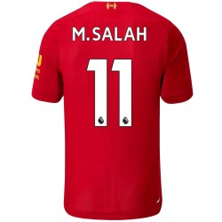 Liverpool FC M. Salah 11 Fußball Trikot Home 2019/20 - New Balance