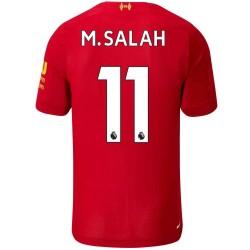 Maillot de foot Liverpool FC M. Salah 11 domicile 2019/20 - New Balance