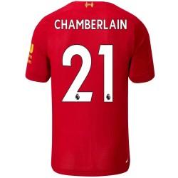 Maillot de foot Liverpool FC Chamberlain 21 domicile 2019/20 - New Balance
