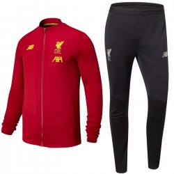 Liverpool FC pre-match presentation tracksuit 2019/20 - New Balance