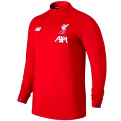 Felpa tecnica allenamento FC Liverpool 2019/20 - New Balance