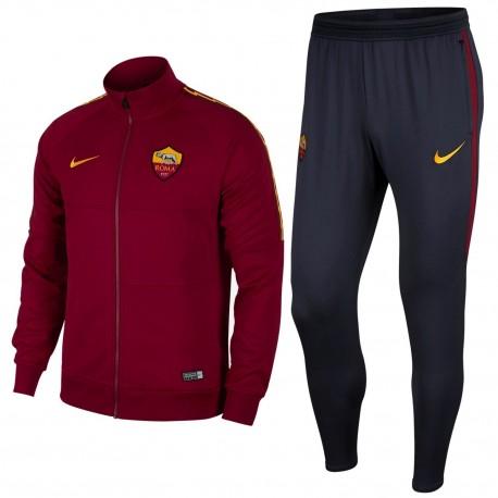 alquitrán hidrógeno Adulto  AS Roma chándal de presentación pre-match 2019/20 - Nike - SportingPlus.net