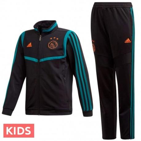 Kids - Ajax Amsterdam training/presentation tracksuit 2019/20 - Adidas