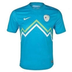 Slovenia National Soccer Jersey Away 12/13 by Nike