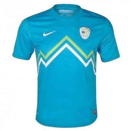 Slowenien Fussball Trikot Away 12/13 von Nike