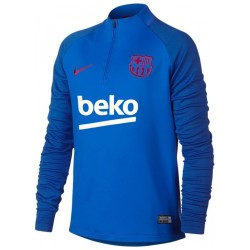 Tech sweat top d'entrainement FC Barcelona 2019/20 - Nike