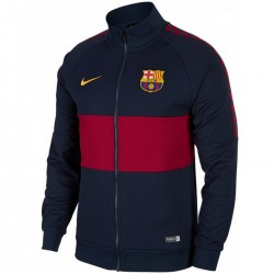 FC Barcelona pre-match training presentation jacket 2019/20 - Nike