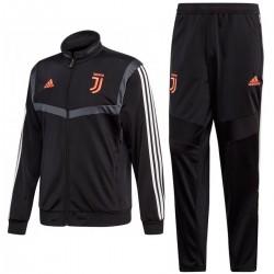 Survetement d'entrainement/presentation Juventus 2019/20 noir - Adidas
