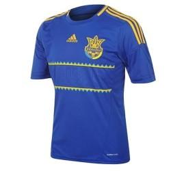 Maglia Nazionale Ucraina Away 12/13 by Adidas