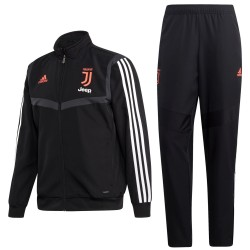 Survetement de presentation Juventus 2019/20 noir - Adidas
