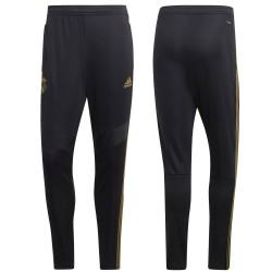 Pantalons d'entrainement Real Madrid 2019/20 noir - Adidas