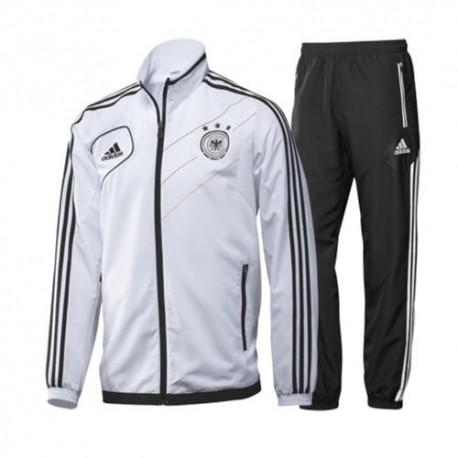 Nationale Vertretung entsprechen Deutschland-Euro-2012 von Adidas