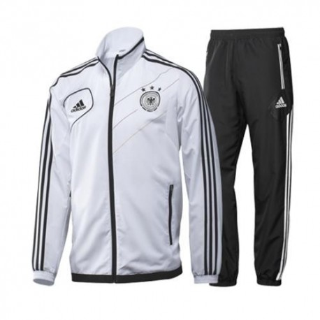 Tuta Rappresentanza Nazionale Germania Euro 2012 by Adidas