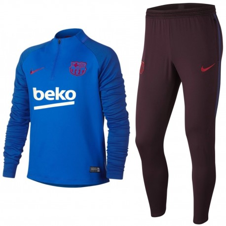 FC Barcelona Tech Trainingsanzug 2019/20 - Nike