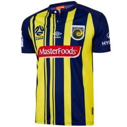 Camiseta futbol Central Coast Mariners primera 2018/19 Bolt 95 - Umbro