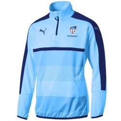 Sydney FC technical training sweatshirt 2017/18 - Puma