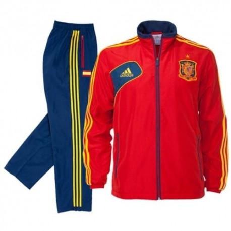 Tuta Rappresentanza Nazionale Spagna 2012/2013 by Adidas