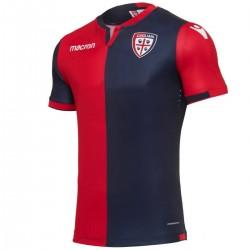 Camiseta futbol Cagliari primera 2017/18 - Macron
