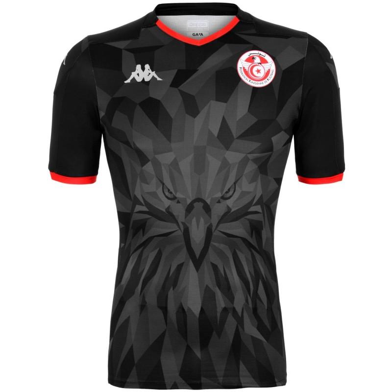 Tunesien Fussball Trikot Third 2019 20 Kappa Sportingplus Net
