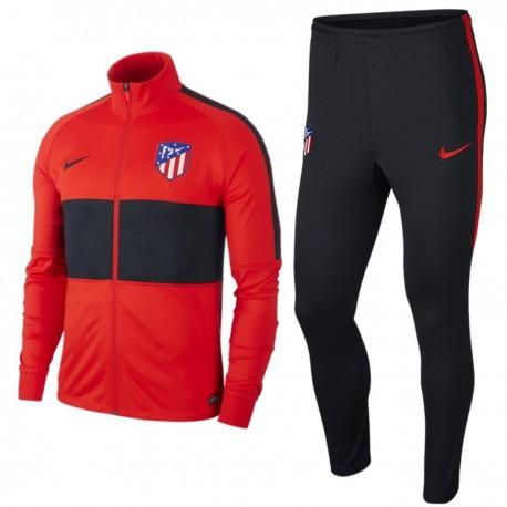 Günstige Nike Trainingsanzug Fussball Jacke Atletico