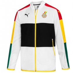 Ghana national team pre-match presentation jacket 2017/18 - Puma
