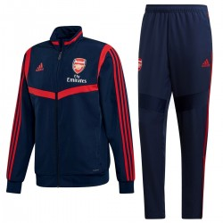 Survetement de presentation Arsenal FC 2019/20 bleu - Adidas