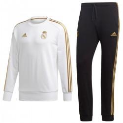 Tuta sweat allenamento Real Madrid 2019/20 - Adidas