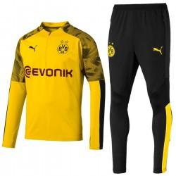 Survêtement Tech entrainement BVB Borussia Dortmund 2019/20 - Puma