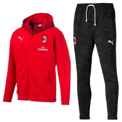 AC Milan casual presentation sweat tracksuit 2019/20 - Puma