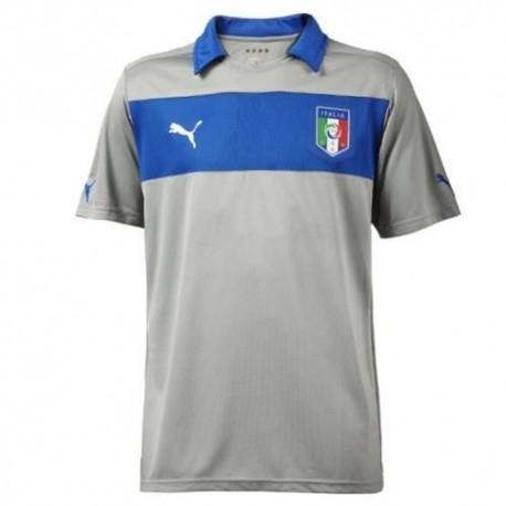 Italy National Goalkeeper Jersey Home 2012/13-Puma
