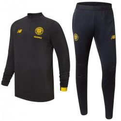 Survêtement Tech d'entrainement Celtic Glasgow 2019/20 noir - New Balance
