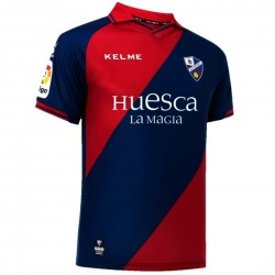 SD Huesca Home football shirt 2018/19 - Kelme