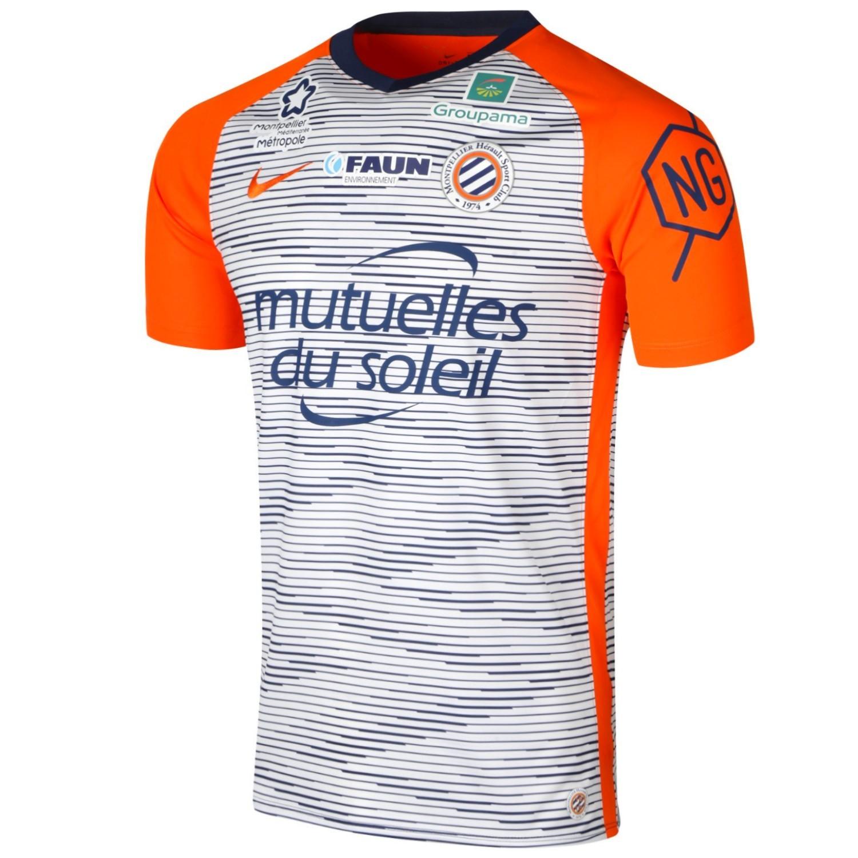 Montpellier Away football shirt 201819 Nike