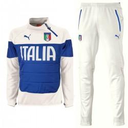 Tuta tecnica allenamento padded nazionale Italia 2016 bianca - Puma