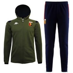 Genoa CFC training presentation tracksuit 2019/20 green/navy - Kappa