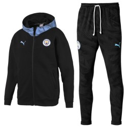Manchester City casual presentation sweat tracksuit 2019/20 - Puma