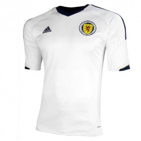 Escocia camiseta de futbol segunda 2012/14 - Adidas