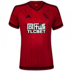 West Bromwich Albion segunda camiseta de futbol 2015/16 - Adidas