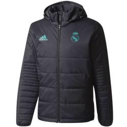 Chaqueta abrigo de entreno Real Madrid 2017/18 - Adidas