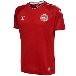 Denmark national team Home football shirt 2018/19 - Hummel