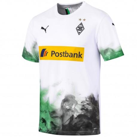 Maillot de foot  Borussia Mönchengladbach domicile 2019/20 - Puma